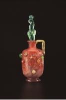 《葡萄文栓付瓶》1900年 サントリー美術館 ©TAKESHI FUJIMORI