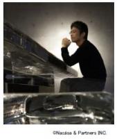 吉岡徳仁 スペクトル - プリズムから放たれる虹の光線