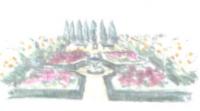 イタリア共和国 -香しい庭園-