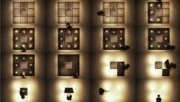 佐藤哲至「Constellation#01-MANDARA-deconstruct」(映像、2013 年)