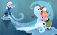 《アナと雪の女王》より2013年 ©Disney Enterprises, Inc.