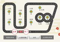 タクシー流鏑馬 コース