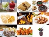 シュラスコだけではない 、多彩なブラジル料理が盛り沢山です!