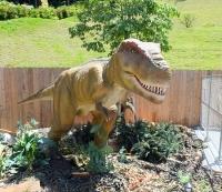動く恐竜パーク