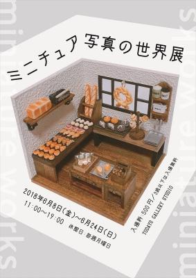ミニチュア写真の世界展(名古屋)