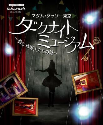 ダークナイトミュージアム〜動かぬ客人たちの謎〜