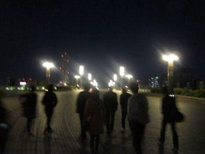 第参十壱回深夜徘徊イベント:皐夜月歩