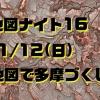 地図ナイト16 ~地図で多摩な地形・多摩な昭和・多摩な化石・多摩の作物~