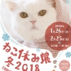 ねこ休み展 冬 2018