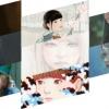 『美人画ボーダレス』出版記念展