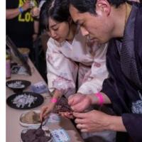 """アンコマンないと""""和菓子の日 前夜祭""""@TOKYO CITY VIEW」"""