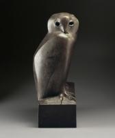 《ワシミミズク》 ブロンズ 1927-1930年 パリ、オルセー美術館蔵 Photo ©RMN-Grand Palais (musée d'Orsay) / A. Morin / Gallimard / distributed by AMF