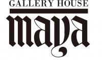 Gallery House MAYA ロゴ