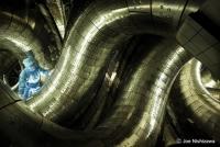 © Joe Nishizawa 自然科学研究機構 核融合科学研究所 「大型ヘリカル装置」 世界最大の超伝導プラズマ閉じ込め装置 岐阜県土岐市