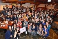 女子部JAPAN 過去のイベントの模様
