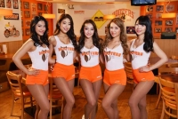 HOOTERS ON SYMPHONY CRUISE