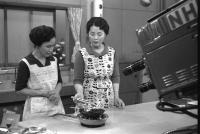 1963年放送「おべんとう」 講師 堀江泰子