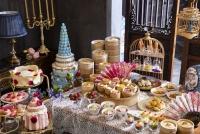 「美しき妃たちの午餐会」楊貴妃点心&マリー・アントワネットスイーツの饗宴