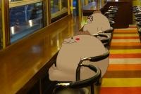 マグマやきいも電車