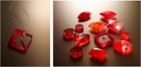 ◆ラ・ヴィ・エン・ローズ   ◆ラ・ヴィ・エン・ローズのガラスは自由にお選びいただけます。