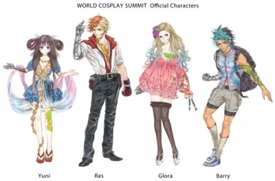 世界コスプレサミット公式キャラクターノベライズコンテスト