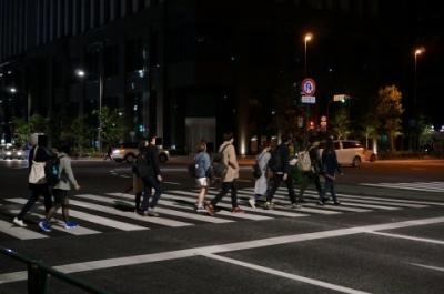 深夜徘徊合コン vol.5:秋夜行歩