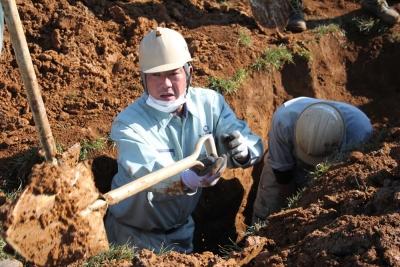 第15回 全国穴掘り大会