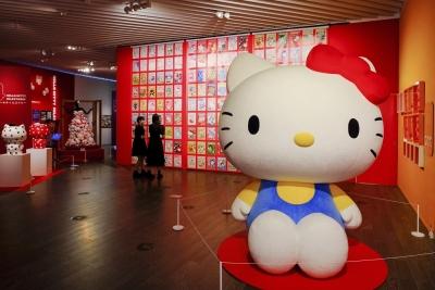 サンリオ展 ニッポンのカワイイ文化60年史(東京)