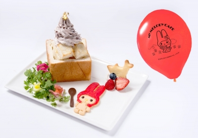 【名古屋】マイメロディカフェ