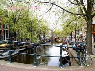 アムステルダム ゲイ・プライド・パレード(Amsterdam Gay Pride Parade):オランダ