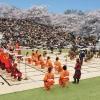 第62回 天童桜まつり「人間将棋」