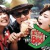 平成最後スペシャル 珍肉 BBQ
